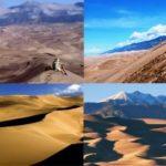 Hiking, Sandboarding and Beauty